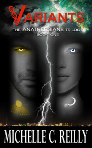 VARIANTS, The Anathergians Trilogy, Book One