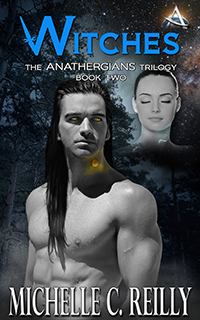 WITCHES, The Anathergians Trilogy, Book Two