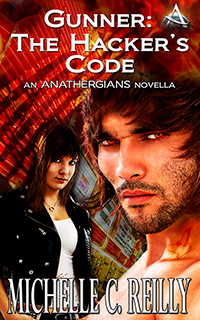 Gunner: The Hacker's Code, An Anathergians Novella