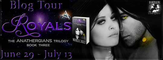 Royals, The Anathergians Trilogy, Book Three, Book Blog Tour!