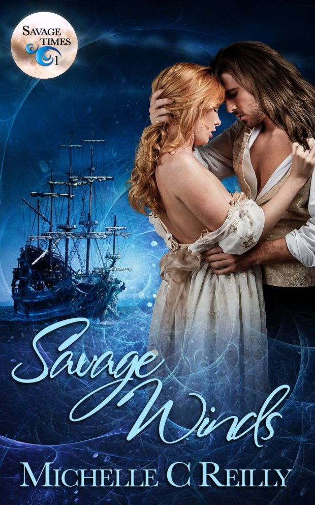 Savage Winds Cover by Michelle C Reilly