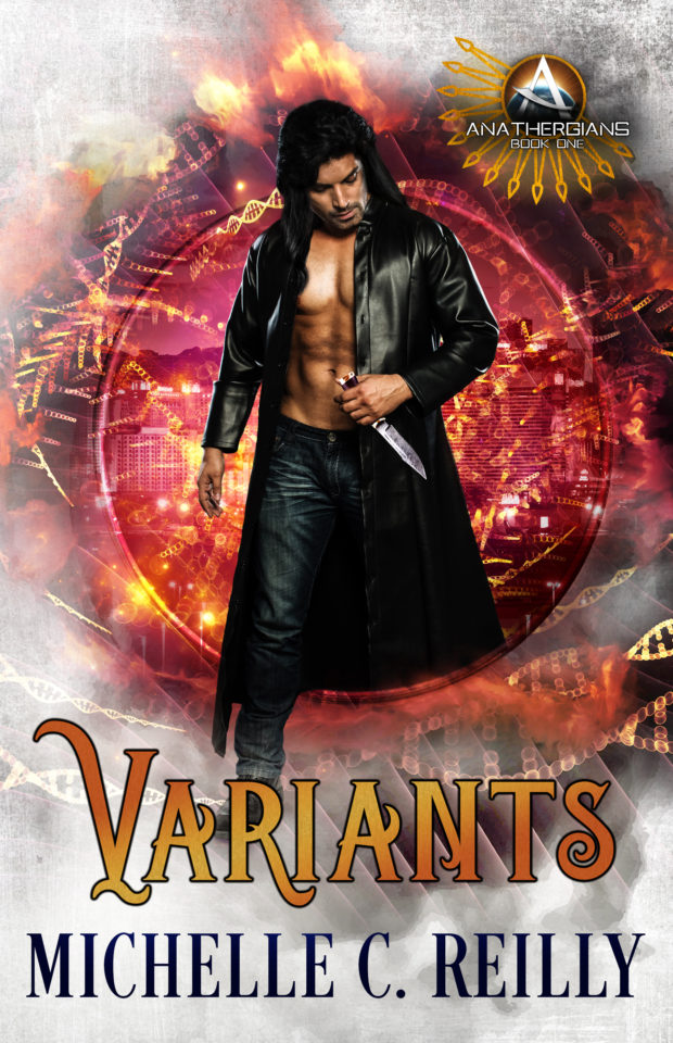 VARIANTS, Book 1, Anathergians Trilogy