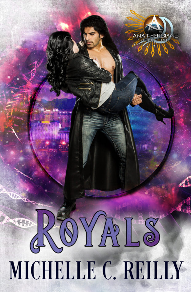 Royals, Book 3, The Anathergians Trilogy