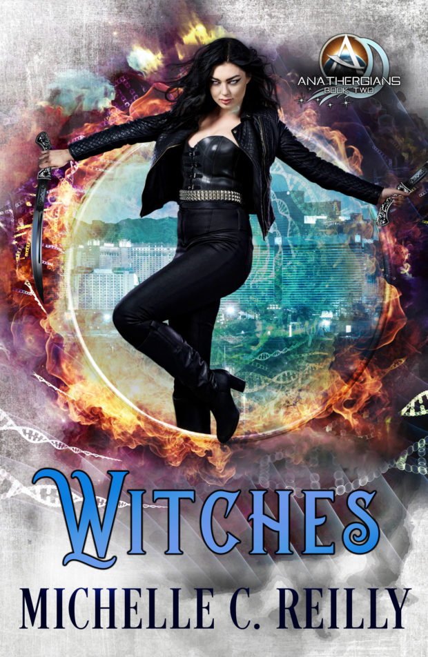Witches, Book 2, The Anathergians Trilogy